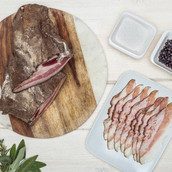 prodotti alimentari salumi