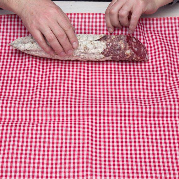 fotografo food salumi come conservare il salame
