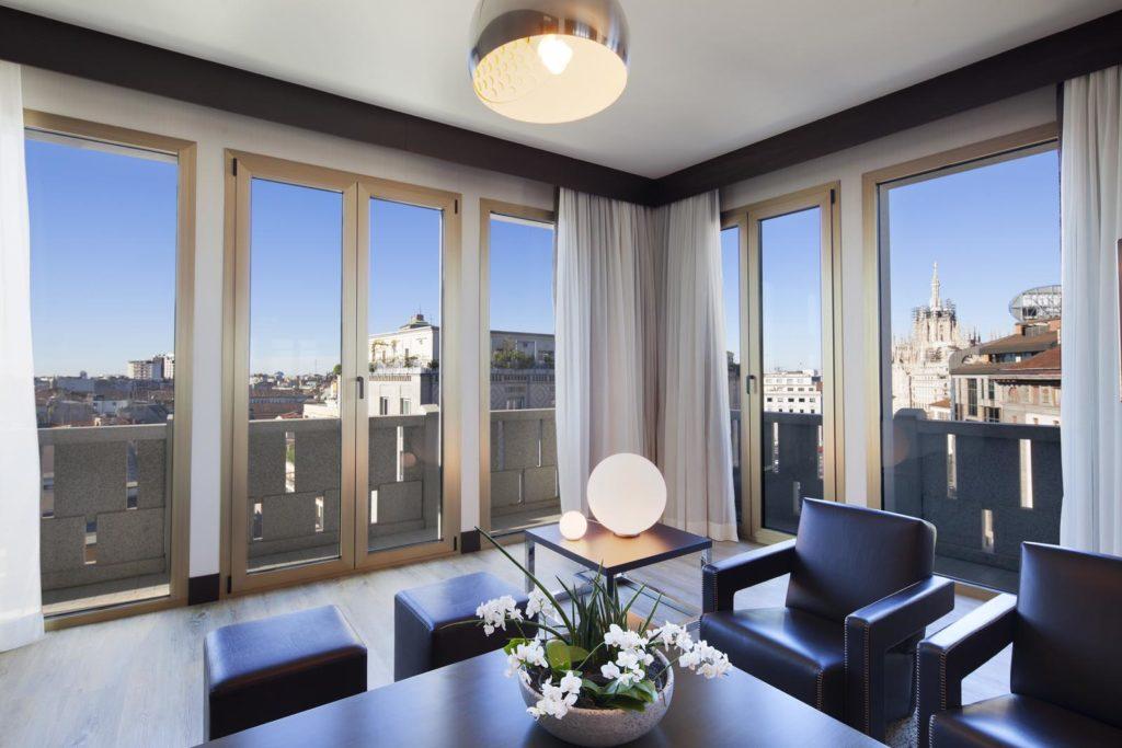 Fotografo per hotel President Milano