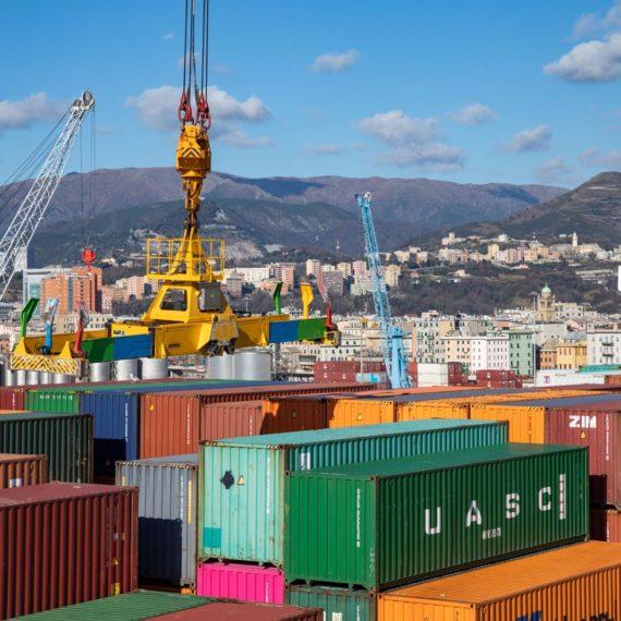 terminal spinelli Genova, fotografia Flavio Chiesa