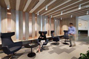 fotografo d'interni uffici progetto Unispace