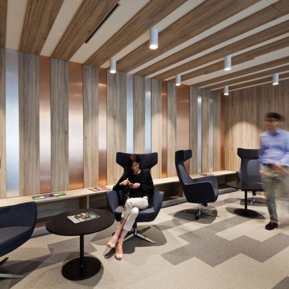 fotografo di interni uffici progetto Unispace