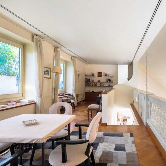 attico di Milano fotografato da Flavio Chiesa