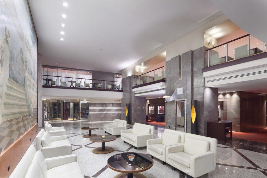 fotografo per hotel President Napoli
