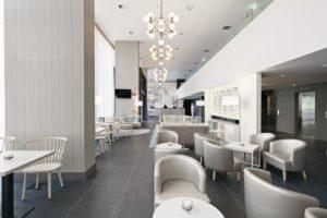 fotografo per hotel Parma spazi comuni