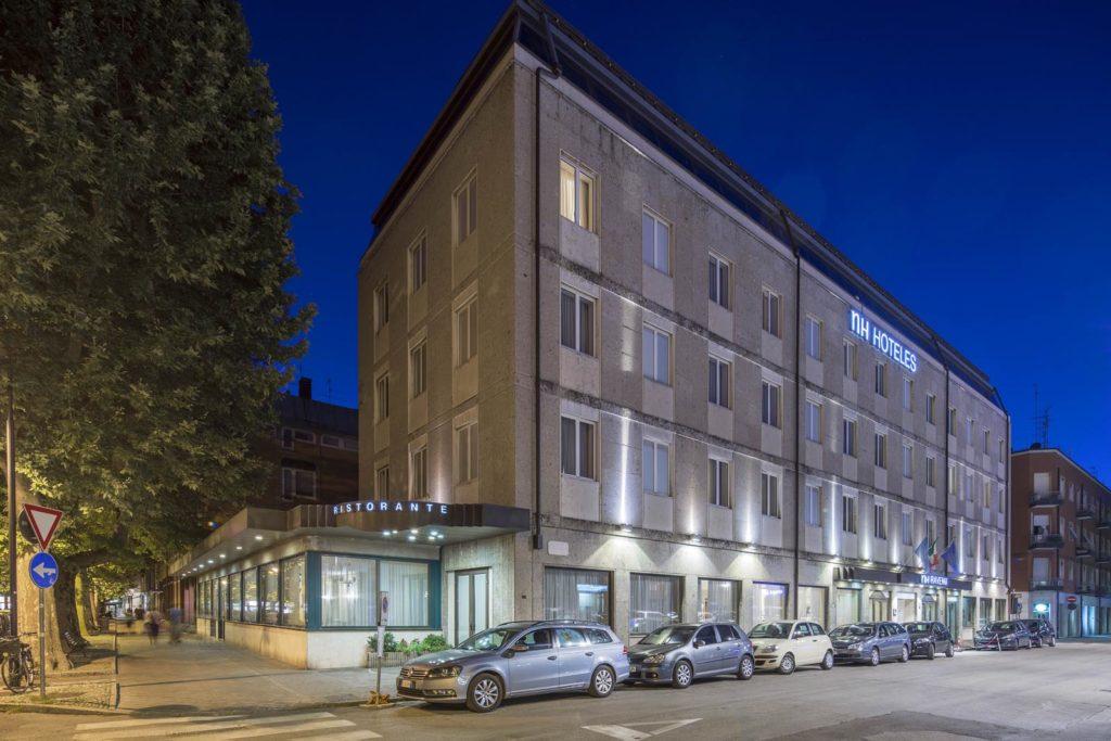 fotografo per hotel nh Ravenna