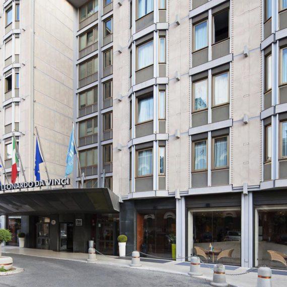 hotel Leonardo da Vinci Roma