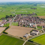 Riprese-aeree-del-Comune-di-Castelnovetto-in-provincia-di-Pavia