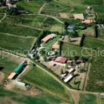 Riprese aeree del Comune di Castana Oltrepo Pavese in provincia di Pavia
