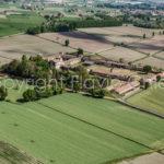 Riprese aeree del Comune di Castelletto di Branduzzo