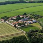 Riprese-aeree-di-Cozzo Lomellina-in-provincia-di-Pavia