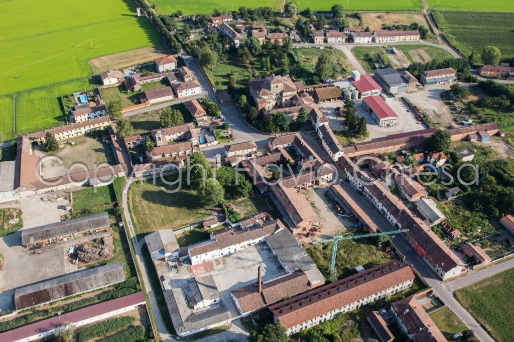 Riprese-aeree-Galliavola-in-provincia-di-Pavia