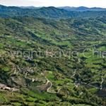 Veduta-aerea-Fraz-Gabbione-comune-Romagnese