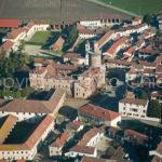 Riprese-aeree-Sartirana-Lomellina-Castello-provincia-di-Pavia