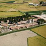Riprese-aeree-Sartirana Lomellina-cascina-san-giorgio--provincia-di-Pavia