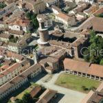 Riprese-aeree-Sartirana-Lomellina-provincia-di-Pavia